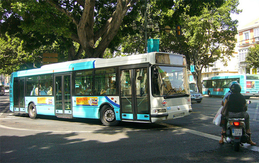Transport & Travel - Buses on and around the Costa del Sol