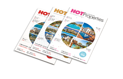 HOT Properties Magazines