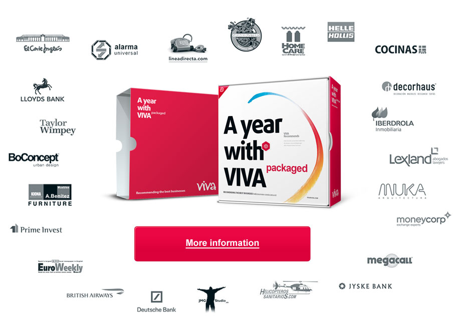 A Year with VIVA Packaged - More info