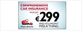 <strong>Linea Directa</strong> Vehicle & home insurance at the best prices