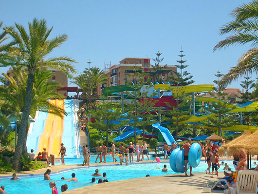 Waterparks on the Costa del Sol hero image