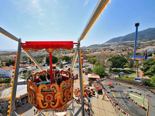 Theme Parks on the Costa del Sol hero image