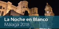 White Night 2018 in Málaga: celebrating women's contribution to art and culture